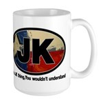 JK THING Large Mug