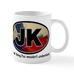JK THING Mug