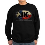 JK THING Sweatshirt (dark)