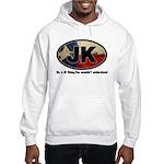 JK THING Hooded Sweatshirt