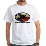 JK THING White T-Shirt