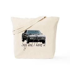 Firebird 2 Tote Bag