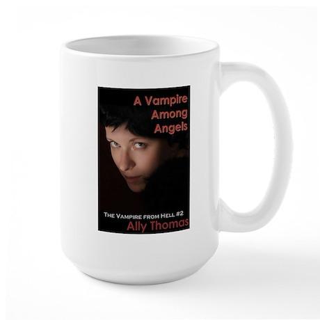 A Vampire Among Angels (Part 2) Large Coffee Mu