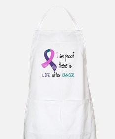 Life After Thyroid CA, I Apron