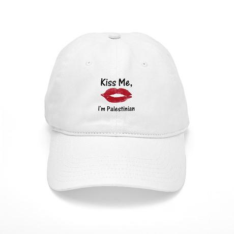 Kiss me, I'm Palestinian Cap