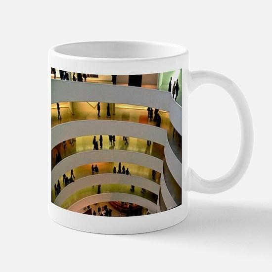Guggenheim Museum: New York C Mug