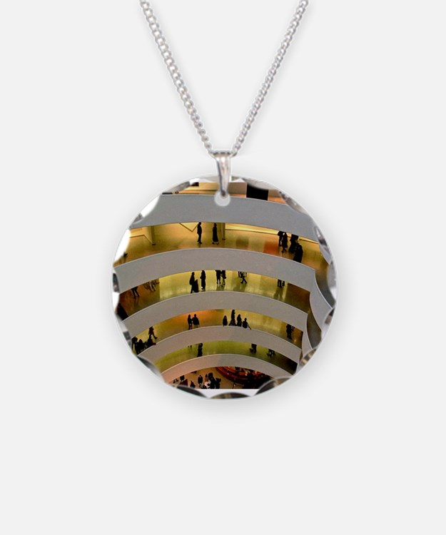 Guggenheim Museum: New York C Necklace