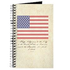 I Pledge Allegiance Journal