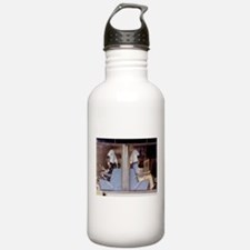 Saturday Morning Astronauts Water Bottle