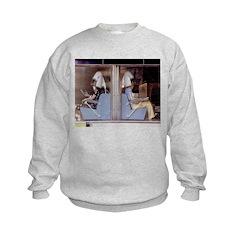 Saturday Morning Astronauts Sweatshirt