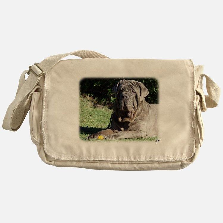 Neapolitan Mastiff AA018D-069 Messenger Bag