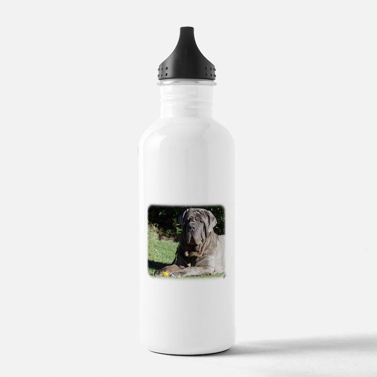 Neapolitan Mastiff AA018D-069 Water Bottle
