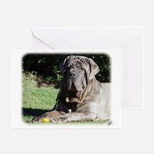 Neapolitan Mastiff AA018D-069 Greeting Card