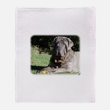 Neapolitan Mastiff AA018D-069 Throw Blanket