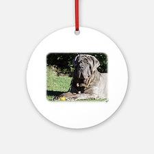 Neapolitan Mastiff AA018D-069 Ornament (Round)