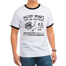MASTER WONG BLACK ON WHITE T-Shirt
