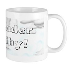 """""""Surrender Dorothy"""" Mug"""