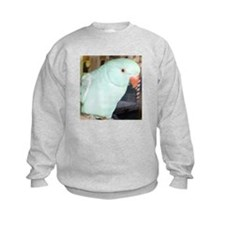 Indian Ringneck Parakeet Sweatshirt