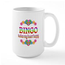 BINGO Happy Mug