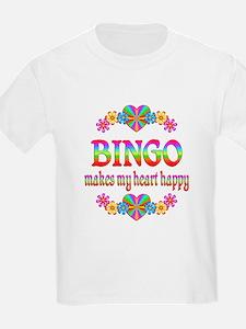BINGO Happy T-Shirt