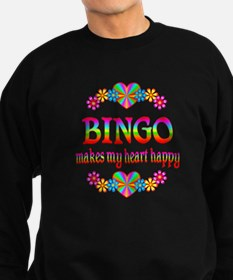 BINGO Happy Sweatshirt (dark)