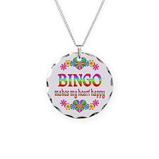 BINGO Happy Necklace