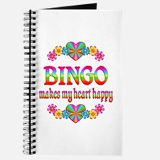BINGO Happy Journal