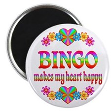 BINGO Happy Magnet