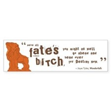 whatiswonderfalls: F.B. bumper sticker