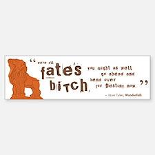 whatiswonderfalls: F.B. bumper sticker