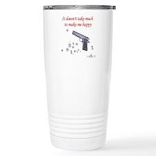Guns and Diamonds Travel Mug