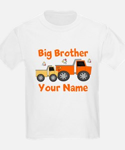 Big Brother Truck T-Shirt