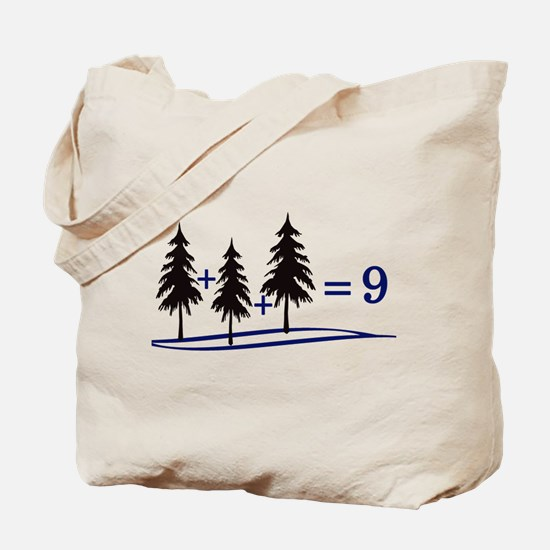 Tree Addition Tote Bag