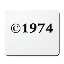 1974 Mousepad