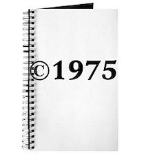 1975 Journal