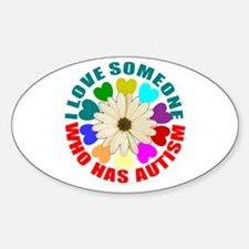 I love someone who has autism Decal