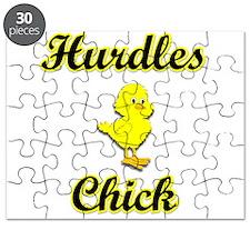 Hurdles Chick Puzzle