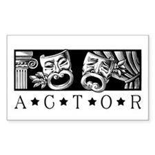 Classical Actor Rectangle Decal