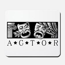 Classical Actor Mousepad
