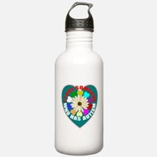 I love someone who has autism Water Bottle