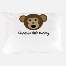 Grandpa's Monkey Pillow Case