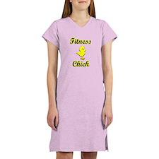 Fitness Chick Women's Nightshirt