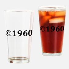 1960 Drinking Glass
