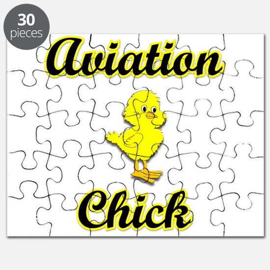 Aviation Chick Puzzle