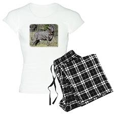 Neapolitan Mastiff AA021D-045 Pajamas