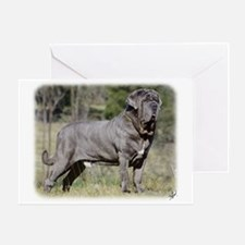 Neapolitan Mastiff AA021D-045 Greeting Card