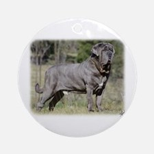 Neapolitan Mastiff AA021D-045 Ornament (Round)