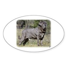 Neapolitan Mastiff AA021D-045 Decal