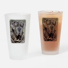 Neapolitan Mastiff AA021D-048 Drinking Glass