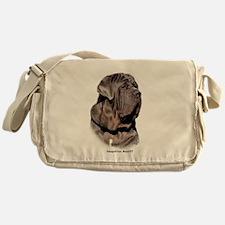 Neapolitan Mastiff 9Y393D-045 Messenger Bag